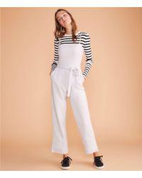 e685ef53c4c Lou   Grey - Conscious Cotton Strappy Jumpsuit - Lyst