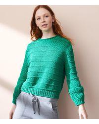 Lou & Grey | Evergreen Sweater | Lyst