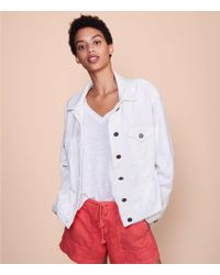 Lou & Grey - Terry Jacket - Lyst