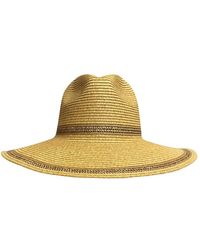 L*Space - Sunny Days Panama Hat In Natural - Lyst