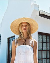L*Space - On Duty Lifeguard Hat - Lyst