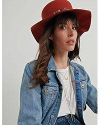 Lucky Brand - Balinese Layer Necklace - Lyst
