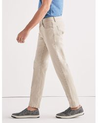 Lucky Brand - 221 Straight Stretch Canvas Jean - Lyst