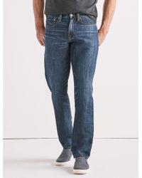 Lucky Brand - 121 Slim Linen Jean - Lyst