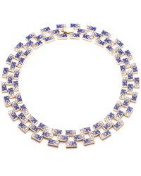 Lulu Frost - Lunette Necklace - Lyst