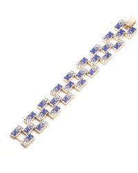 Lulu Frost - Lunette Line Bracelet - Lyst