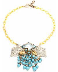 Lulu Frost - *vintage* Voyage Necklace 6 - Lyst