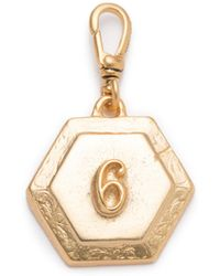 Lulu Frost - Coin Number Charm #6 - Lyst