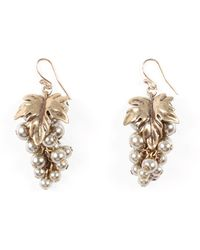Lulu Frost - Matira Cluster Earrings - Lyst