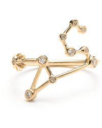 Lulu Frost - Zodiacs 14k Leo + Fire Ring - Lyst