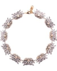 Lulu Frost - Larkspur Riviera Necklace - Lyst