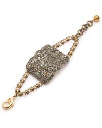 Lulu Frost - Vintage Deco Bracelet 1 - Lyst