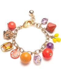 Lulu Frost - Vintage Autumn Bauble Charm Bracelet - Lyst