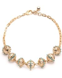 Lulu Frost - Piazza Midi Necklace - Lyst
