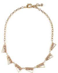 Lulu Frost - Bora Link Necklace - Lyst