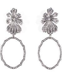 Lulu Frost - Camellia Statement Earrings - Lyst