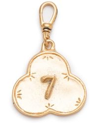 Lulu Frost - Coin Number Charm #7 - Lyst