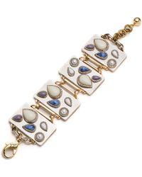Lulu Frost   Mia Bracelet   Lyst
