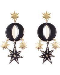 Lulu Frost - Orana Statement Earrings - Lyst