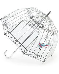 Lulu Guinness - Birdcage Umbrella - Lyst