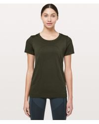 lululemon athletica - Swiftly Tech Short Sleeve (breeze) *relaxed Fit - Lyst