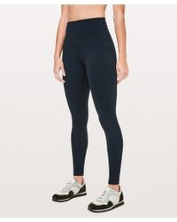 """lululemon athletica - Wunder Under Super High-rise Tight *full-on Luon Online Only 28"""" - Lyst"""