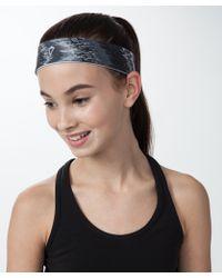 lululemon athletica - Back 2 Back Headband*reversible - Girls - Lyst