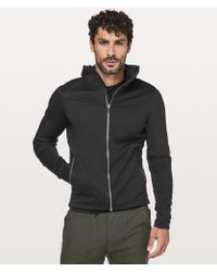 lululemon athletica - Fleece Back Soft Shell - Lyst
