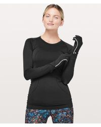 lululemon athletica - Cross Chill Run Gloves - Lyst