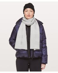 lululemon athletica - Stamped With Love Scarf - Lyst
