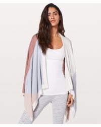 lululemon athletica - Hatha Wrap - Lyst