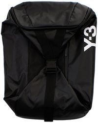 06a7df5c69 Lyst - Y-3 Fs Backpack in Red for Men