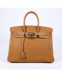 Hermès Birkin 35 Barenia Faubourg Bag