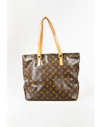 "Louis Vuitton | Brown Monogram Coated Canvas ""piano Mezzo"" Shoulder Bag | Lyst"