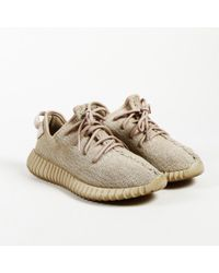 """Yeezy - """"boost-350"""" Oxford Tan Primeknit Sneakers Men's - Lyst"""