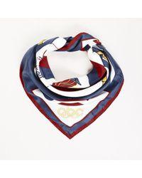 Hermès - Vintage 1984 Summer Olympics 90cm Silk Scarf - Lyst