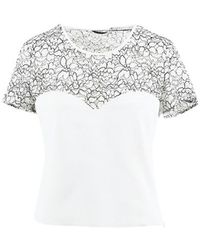 Dior - Pre-owned White Viscose Tops - Lyst