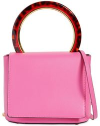 Marni - Pannier Top Handle With Flap - Lyst