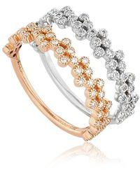 Stone Paris - Delicate Diamond Rings - Lyst