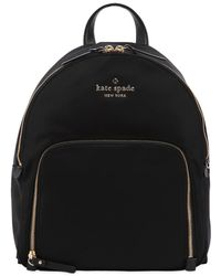 Kate Spade - Hartley Striped Nylon Backpack - Lyst