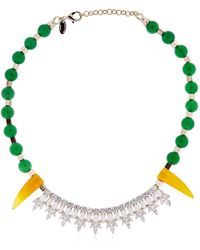 Iosselliani - Colors Of Burma Necklace - Lyst