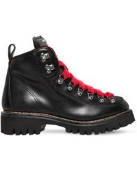 DSquared² - 45mm Nubuck Hiking Boots - Lyst