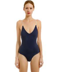 Albertine - Divine Lycra One Piece Swimsuit - Lyst