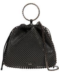 Balmain - B Link Bracelet Studded Leather Backpack - Lyst