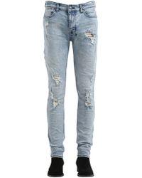 Ksubi - Van Winkle Trashed Dreams Denim Jeans - Lyst