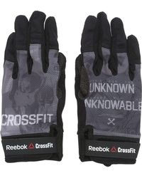 Reebok - Crossfit Training Printed Gloves - Lyst