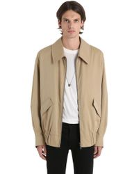 Burberry - Runway Ss18 Cotton Jacket - Lyst