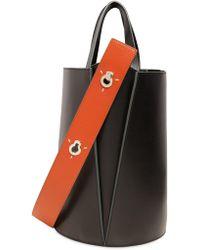 Danse Lente - Lorna Leather Top Handle Bag - Lyst