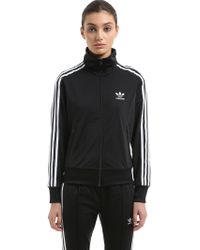 adidas Originals - Firebird High Collar Track Jacket - Lyst