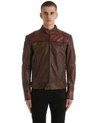 Matchless - Model X Reloaded Leather Jacket - Lyst